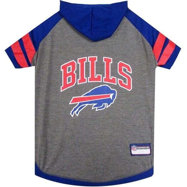 Buffalo Bills Pet Hoodie T-Shirt - staygoldendoodle.com