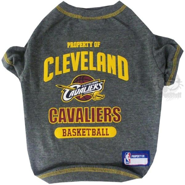 Cleveland Cavaliers Pet T-Shirt - staygoldendoodle.com