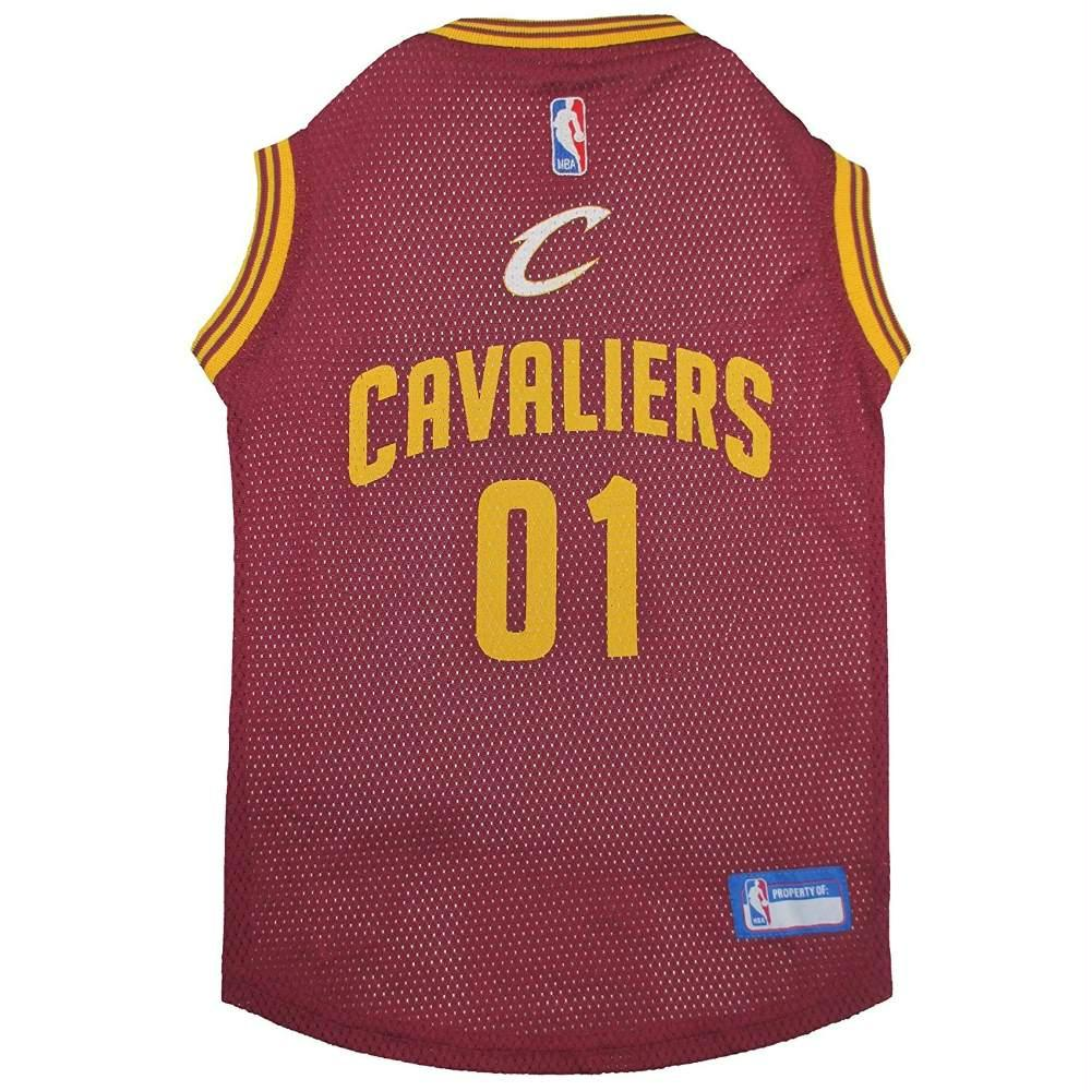 Cleveland Cavaliers Pet Mesh Jersey - staygoldendoodle.com