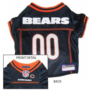 Chicago Bears Dog Jersey - staygoldendoodle.com