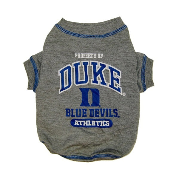 Duke Blue Devils Dog T-Shirt - staygoldendoodle.com