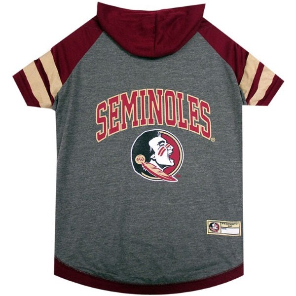 Florida State Seminoles Pet Hoodie T-Shirt - staygoldendoodle.com