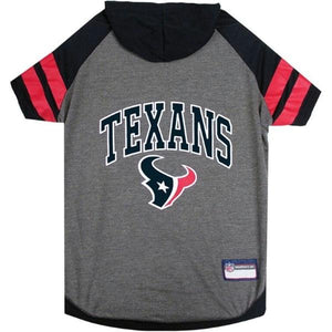 Houston Texans Pet Hoodie T-Shirt - staygoldendoodle.com