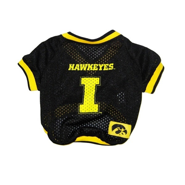 Iowa Hawkeyes Dog Jersey - staygoldendoodle.com