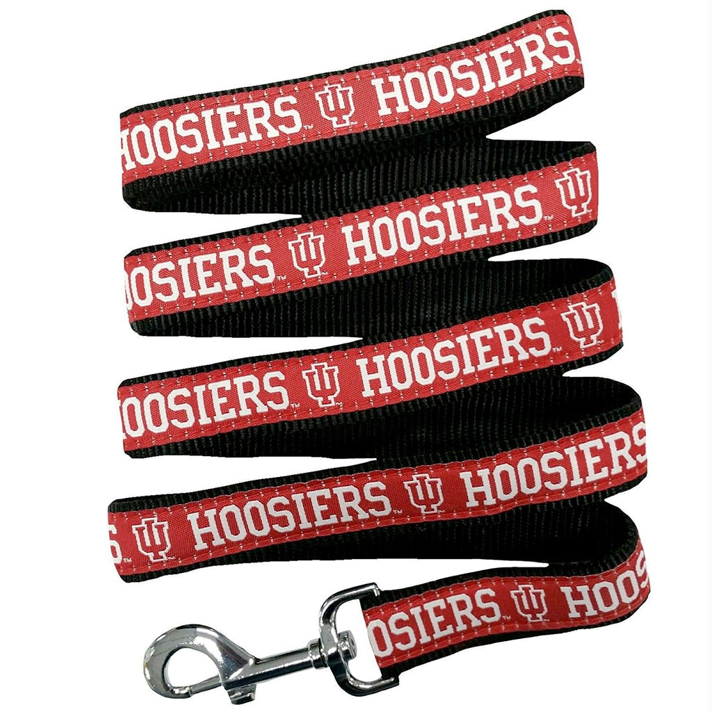 Indiana Hoosiers Pet Leash by Pets First - staygoldendoodle.com