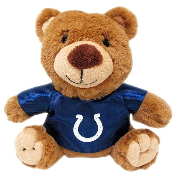Indianapolis Colts Teddy Bear Pet Toy - staygoldendoodle.com