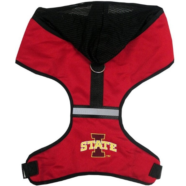 Iowa State Cyclones Pet Hoodie Harness - staygoldendoodle.com