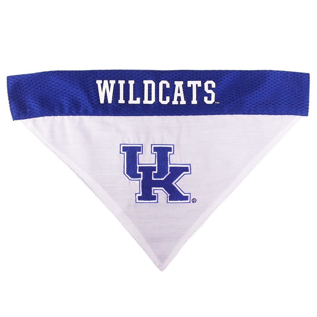 Kentucky Wildcats Pet Reversible Bandana - staygoldendoodle.com
