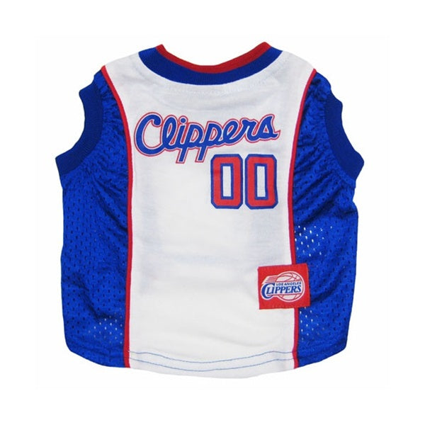 Los Angeles Clippers Dog Jersey - staygoldendoodle.com