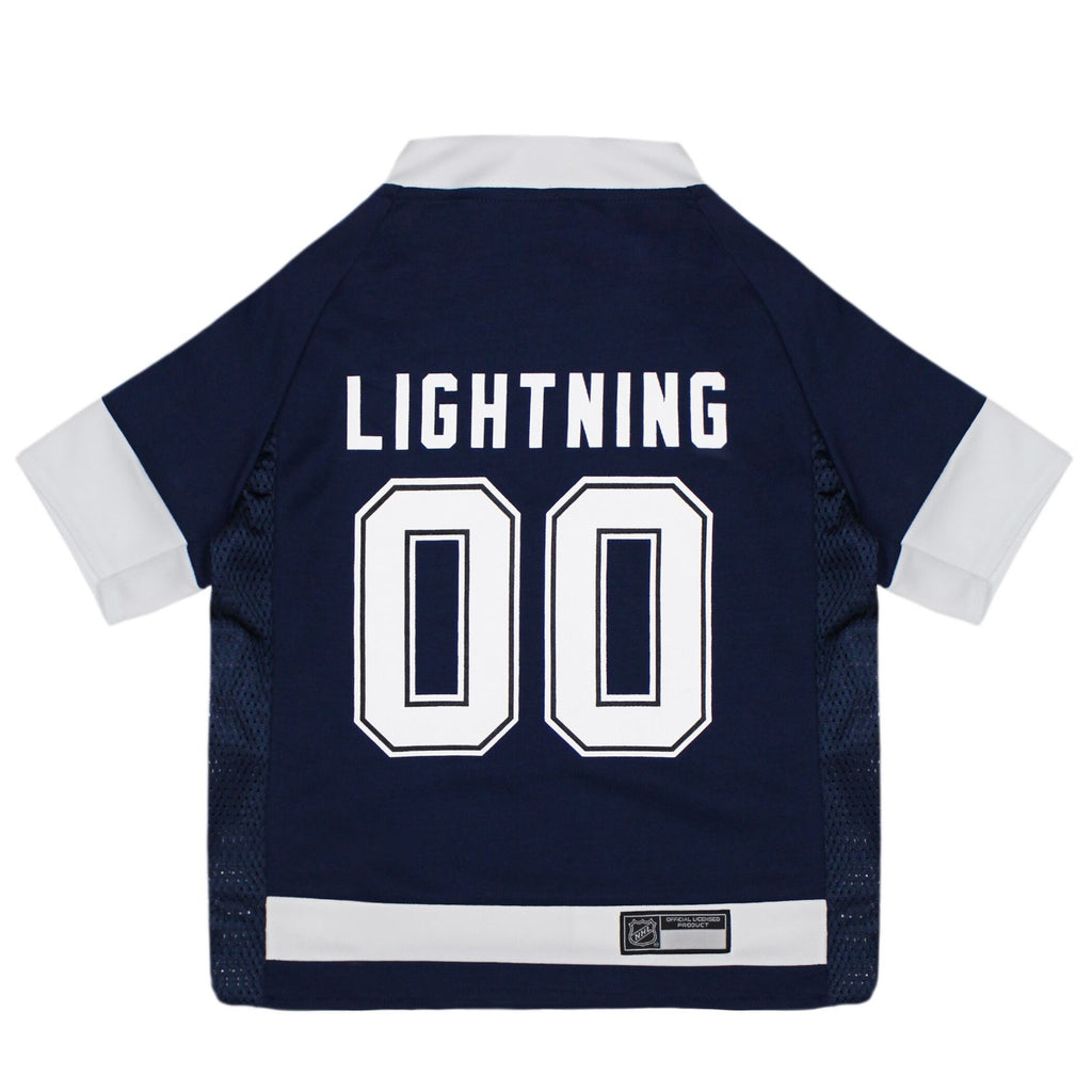 Tampa Bay Lightning Pet Jersey - staygoldendoodle.com