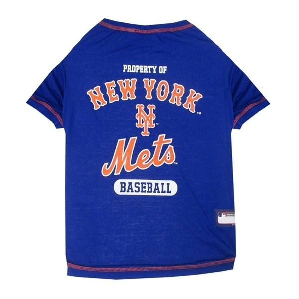 New York Mets Pet T-Shirt - staygoldendoodle.com
