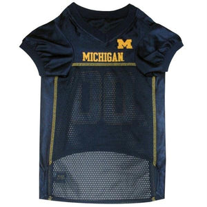Michigan Wolverines Pet Jersey - staygoldendoodle.com