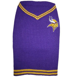 Minnesota Vikings Dog Sweater - staygoldendoodle.com