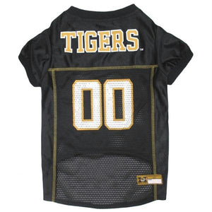 Missouri Tigers Pet Jersey - staygoldendoodle.com