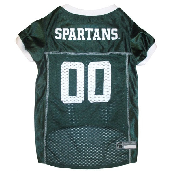Michigan State Spartans Pet Jersey - staygoldendoodle.com