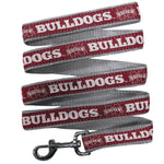 Mississippi State Bulldogs Pet Leash by Pets First - staygoldendoodle.com