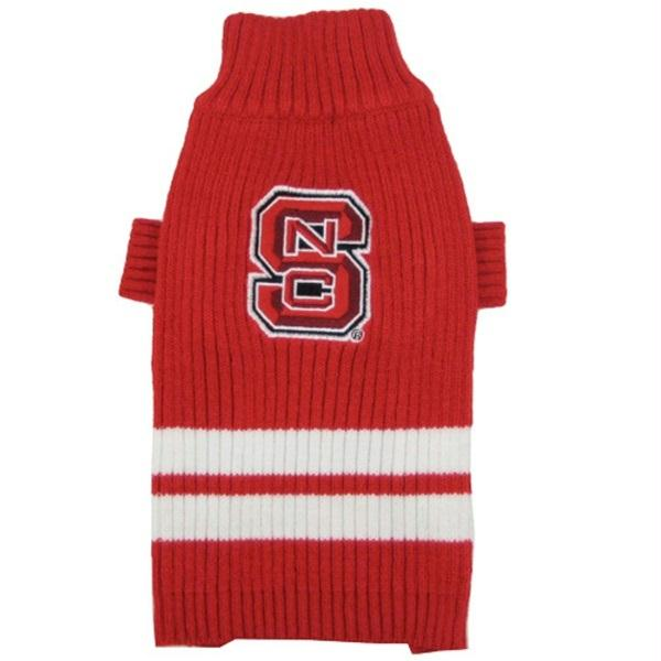 NC State Wolfpack Pet Sweater - staygoldendoodle.com