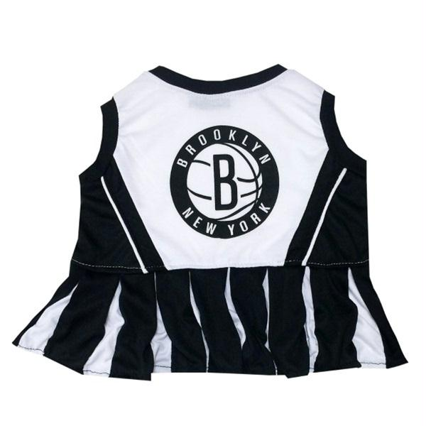 Brooklyn Nets Cheerleader Pet Dress - staygoldendoodle.com