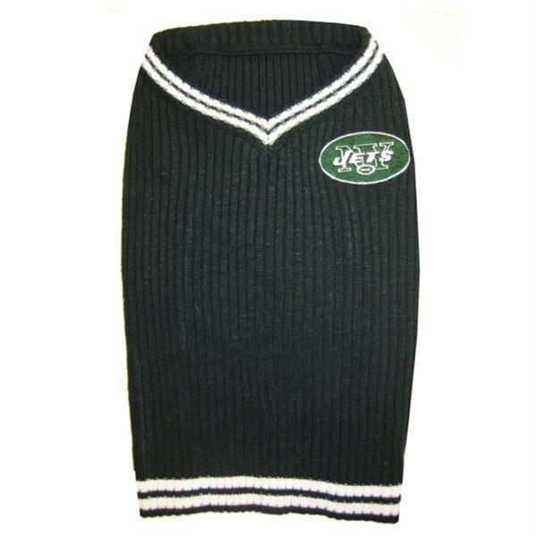 New York Jets Dog Sweater - staygoldendoodle.com