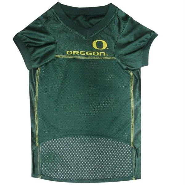 Oregon Ducks Pet Jersey - staygoldendoodle.com