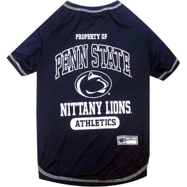 Penn State Nittany Lions Pet Tee Shirt - staygoldendoodle.com