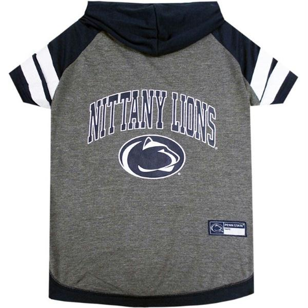 Penn State Nittany Lions Pet Hoodie T-Shirt - staygoldendoodle.com