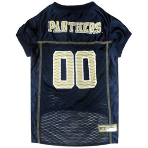 Pittsburgh Panthers Pet Jersey - staygoldendoodle.com