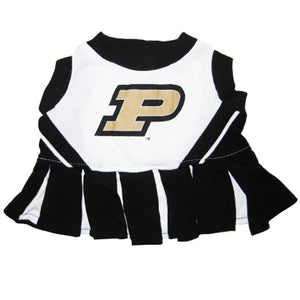 Purdue Boilermakers Cheerleader Pet Dress - staygoldendoodle.com