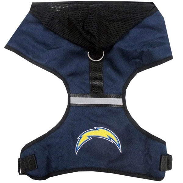 San Diego Chargers Pet Hoodie Harness - staygoldendoodle.com