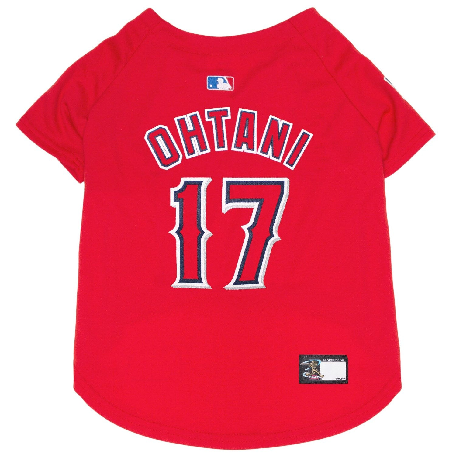 Shohei Ohtani #17 Pet Jersey - staygoldendoodle.com