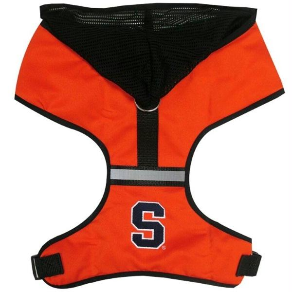 Syracuse Orange Pet Hoodie Harness - staygoldendoodle.com