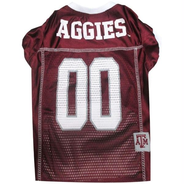 Texas A&M Aggies Pet Jersey - staygoldendoodle.com