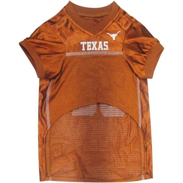 Texas Longhorns Pet Jersey - staygoldendoodle.com