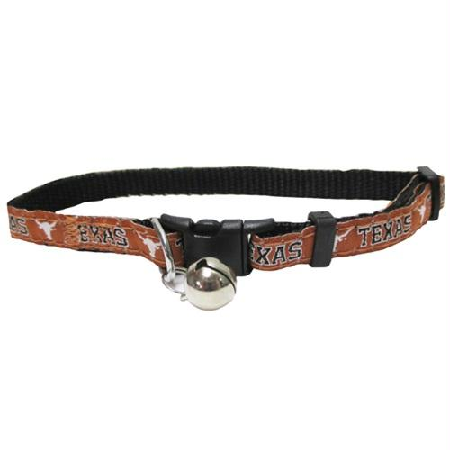 Texas Longhorns Breakaway Cat Collar - staygoldendoodle.com
