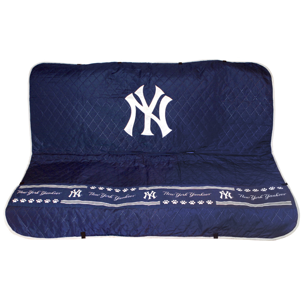 New York Yankees Pet Car Seat Cover - staygoldendoodle.com