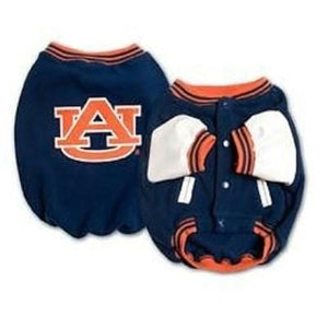 Auburn Tigers Varsity Dog Jacket - staygoldendoodle.com