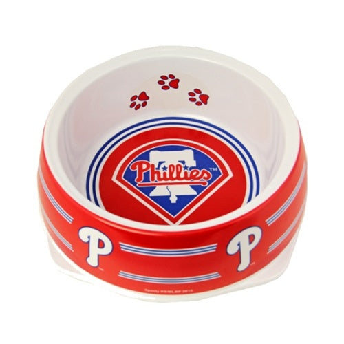 Philadelphia Phillies Dog Bowl - staygoldendoodle.com