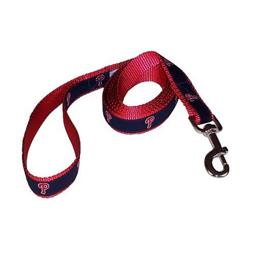 Philadelphia Phillies Alternate Style Dog Leash - staygoldendoodle.com