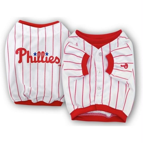 Philadelphia Phillies Alternate Style Pet Jersey - staygoldendoodle.com