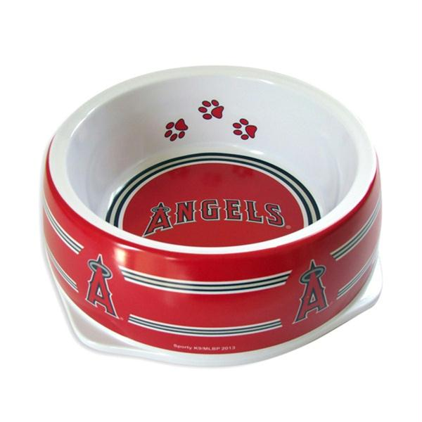 Los Angeles Angels Dog Bowl - staygoldendoodle.com