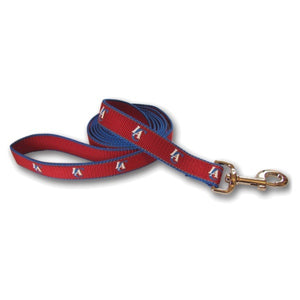 Los Angeles Clippers Reflective Dog Leash - staygoldendoodle.com
