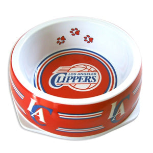 Los Angeles Clippers Dog Bowl - staygoldendoodle.com