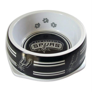 San Antonio Spurs Dog Bowl - staygoldendoodle.com