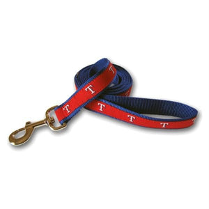Texas Rangers Alternate Style Dog Leash - staygoldendoodle.com