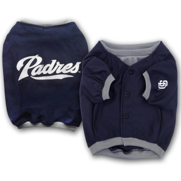 San Diego Padres Alternate Style Pet Jersey - staygoldendoodle.com