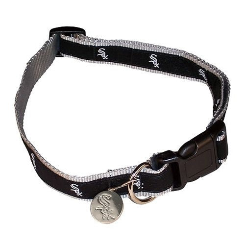 Chicago White Sox Alternate Style Pet Collar - staygoldendoodle.com