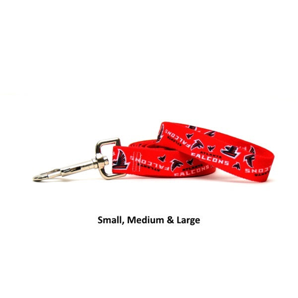 Atlanta Falcons Nylon Leash - staygoldendoodle.com