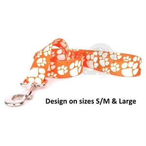 Clemson Tigers Nylon Leash - staygoldendoodle.com