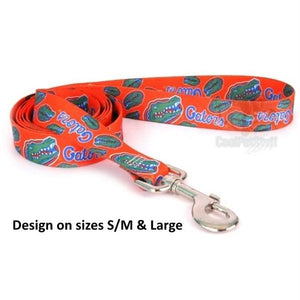 Florida Gators Nylon Leash - staygoldendoodle.com