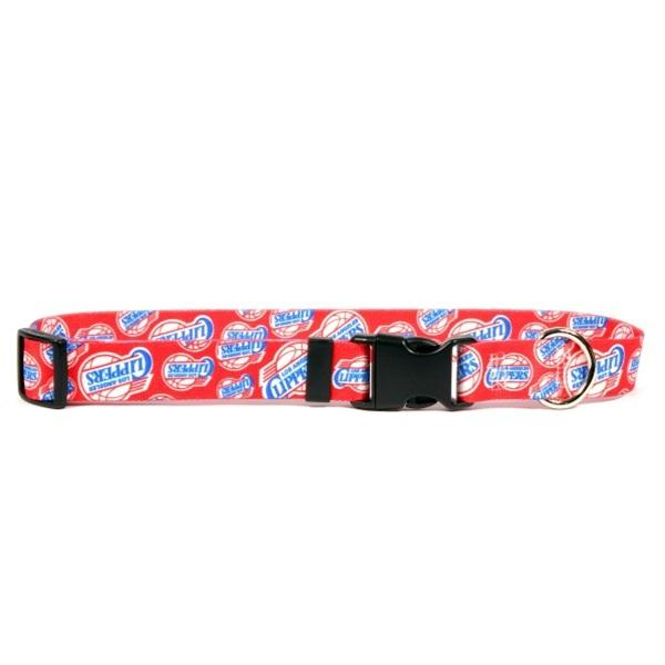 Los Angeles Clippers Nylon Collar - staygoldendoodle.com